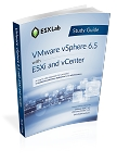 VMware vSphere 6.5 with ESXi and vCenter - Course Book Set